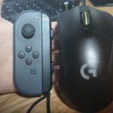 PUBGをJoy-con+マウスで遊ぶと超快適だった!キーコン紹介